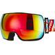 UVEX Compact FM Goggle Black Mat DL/FM Rainbow